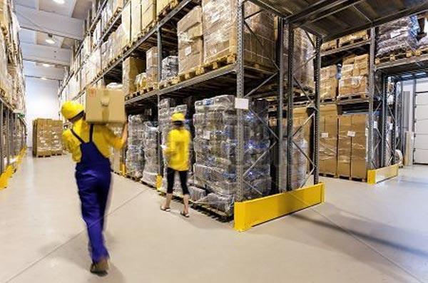 Propane heating for warehouses